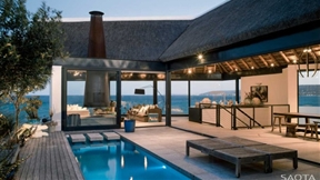 A Holiday Home on the West Coast Peninsula in South Africa
