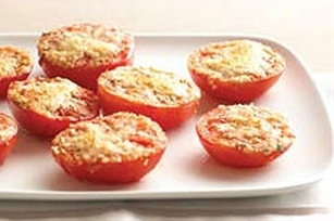 "Easy ""Baked"" Tomatoes recipe"