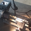Work Light for lathe or other bench tools