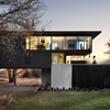"Cantilevered ""Treehouse Residence"" Neighbored by Orchards and Vineyards"