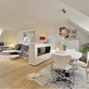 Luminous 3 Bedroom Apartment Flaunting Modern Scandinavian Style