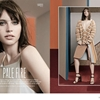 Felicity Jones is A 'Pale Fire' for InStyle's December Issue