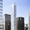 Foster's skinny skyscraper underway beside Mies' Seagram Building