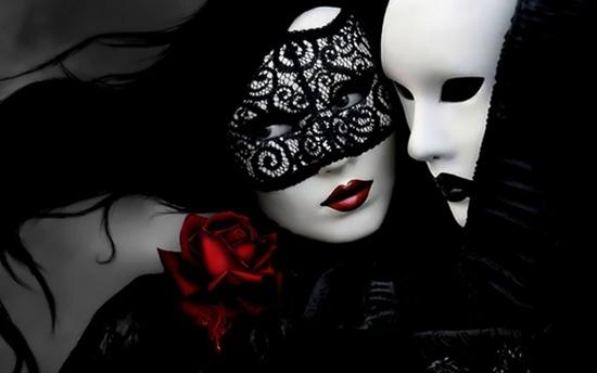 mask on mask