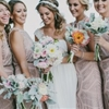 Romantic Maine Wedding with Glitzy Details