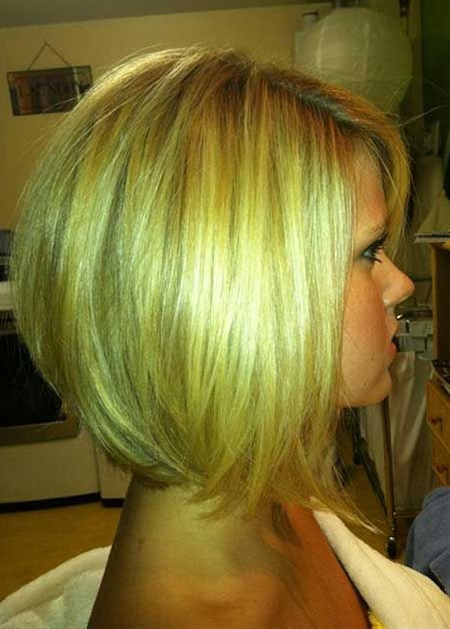 Girls really love to wear bob hairstyles in the same way that they love to sport long hairstyles.