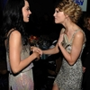 Katy Perry just followed someone with a very mean Instagram username. And so her feud with Taylor continues.