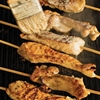 Grilled Chicken on a Stick with Alabama White Barbecue Sauce From 'Down South'