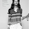 Urban Cowgirl: Anouk de Heer Rocks Diesel for Naomi Yang in Commons & Sense