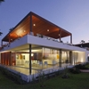 Box-Like Beach House Near Lima, Peru by Martin Dulanto Arquitecto
