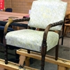 Before & After: A Botched 50's Chair Gets a Brush Up