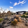 Insanely Powerful Design: Black Desert Mansion in Yucca Valley