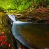 Secret Falls by Matt Anderson