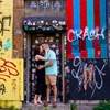 Cool Brooklyn Engagement Session