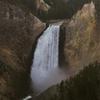 Yellowstone Falls by Stephen Crutchfield (stephencrutch.com)
