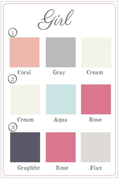 Perhaps replace the pink with purple, or more coral colors