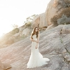 Graceful Desert Wedding at Enchanted Rock